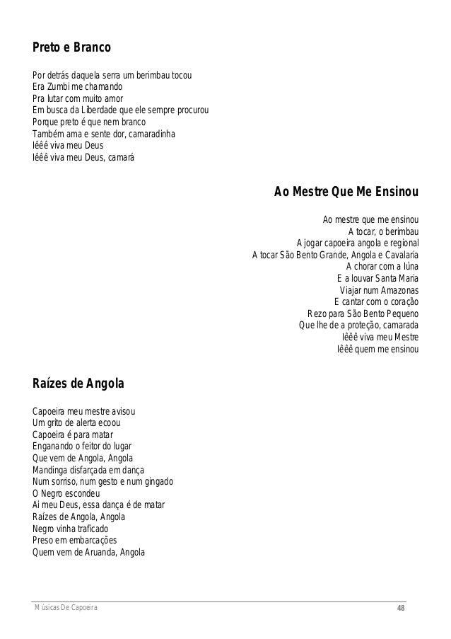 DE BAIXAR ANGOLA LADAINHAS CAPOEIRA