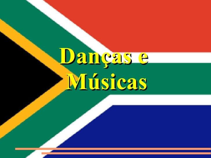 Danças e Músicas