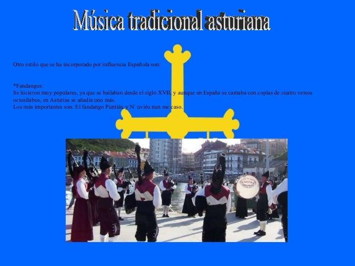 Musica tradicional de asturias biennnnn for Musica orientale famosa