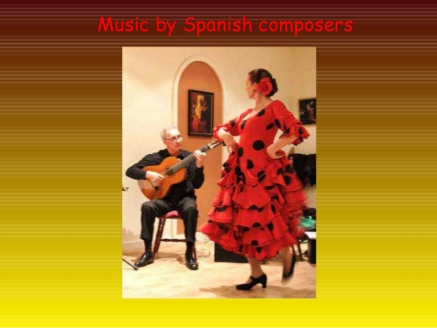 Music by Spanish composers