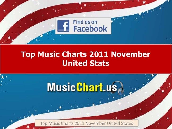 Top Music Charts 2011 November          United Stats    Top Music Charts 2011 November United States