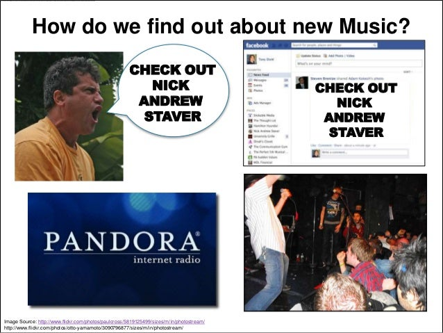How do we find out about new Music?                                                      CHECK OUT                        ...