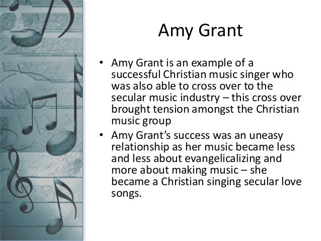 relationship between religion and music