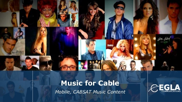 Music for Cable Mobile, CABSAT Music Content