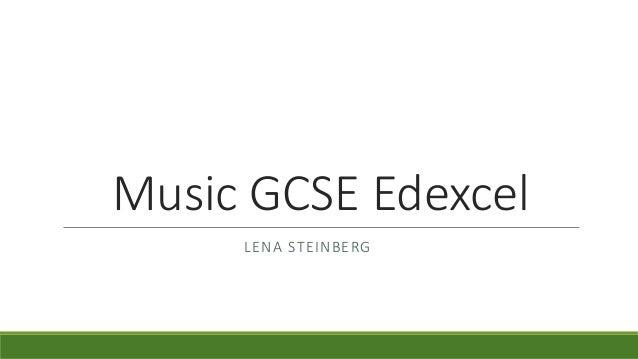 Aqa gcse music coursework