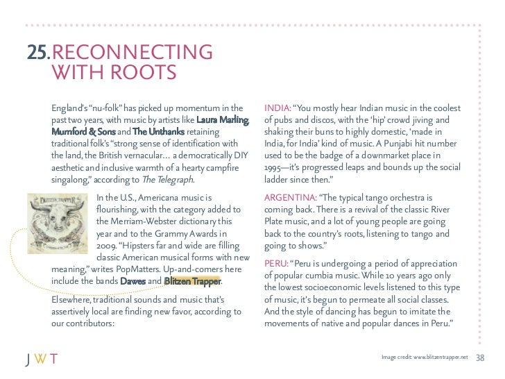 """25.rEcONNEcTING   WITH rOOTS England's """"nu-folk"""" has picked up momentum in the           INdIa: """"you mostly hear Indian mu..."""