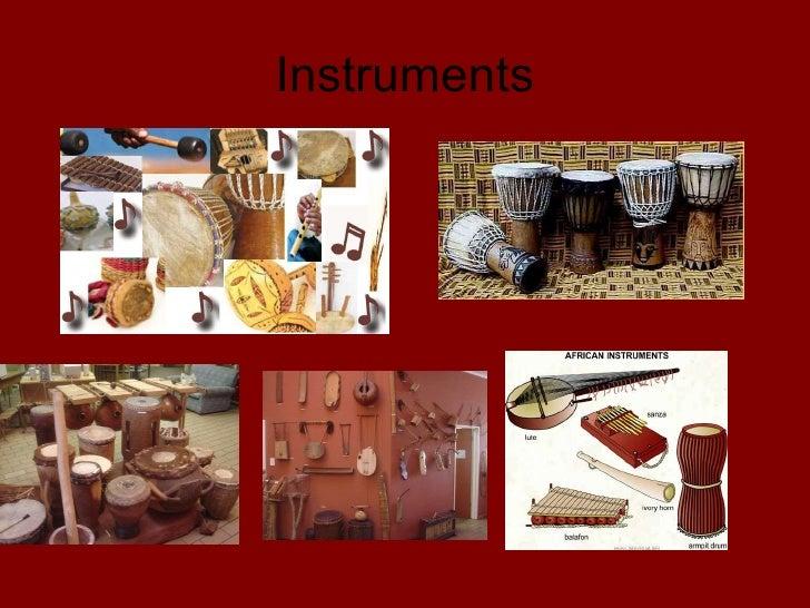 Music In Africa Powerpoint Slide 2