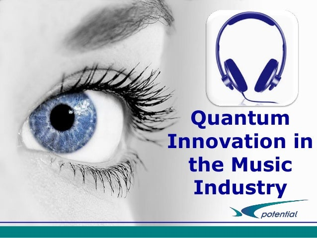 Quantum Innovation in the Music Industry
