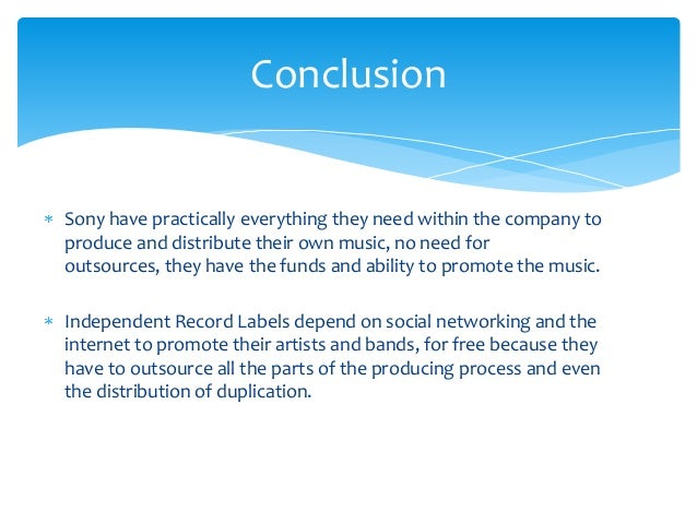 music industry essay This manual helps to become familiar with essay writing tips regarding the  phenomenon of  an effective strategy to compose an essay about music  industry.