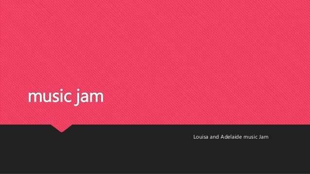 music jam maker