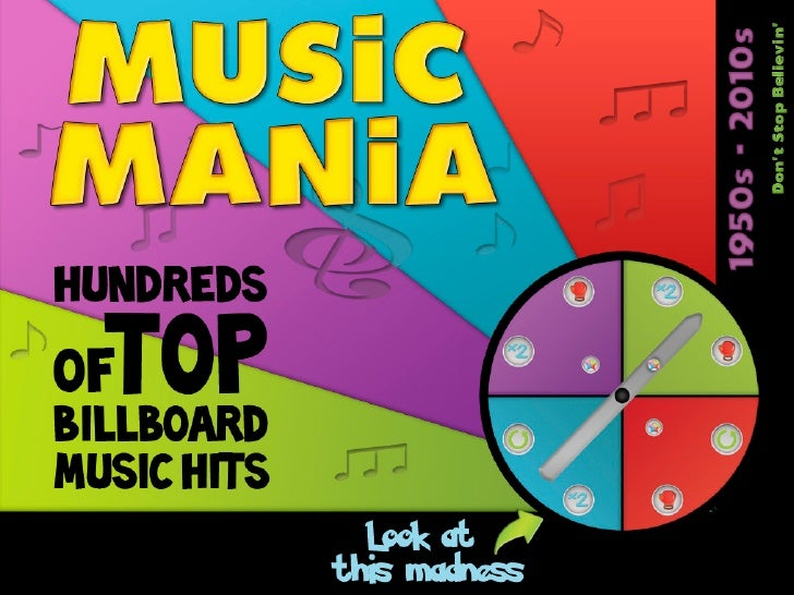Music Mania - The Coolest Board Game Ever!