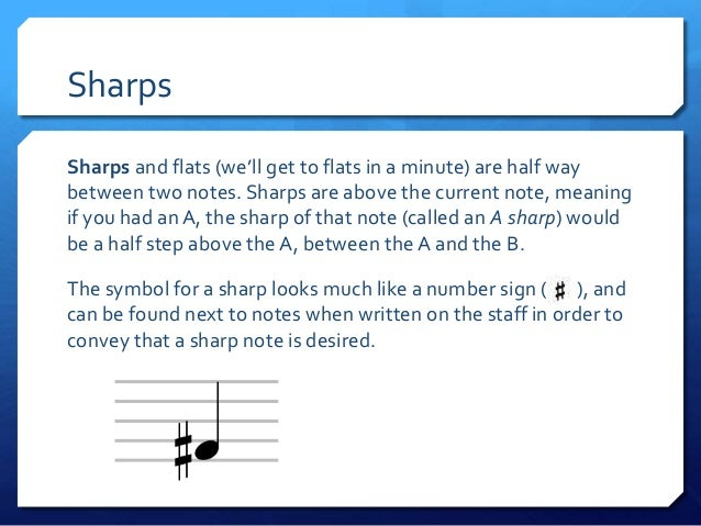 Music Appreciation Tutorial 1 Music Notation Basics