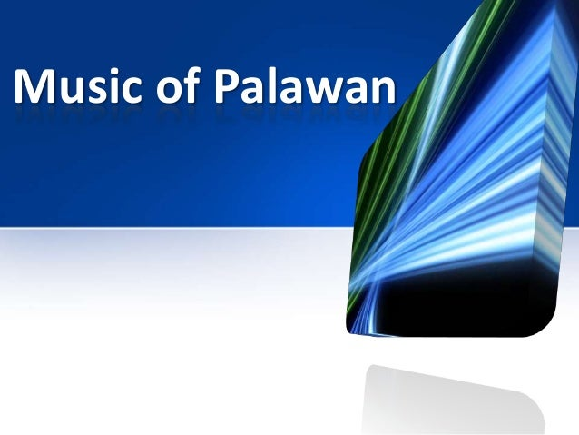 kulial vocal music of palawan