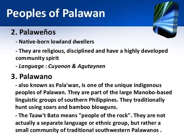 Music Of Palawan