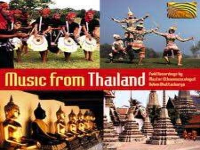 Music of Thailand