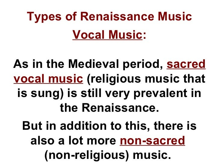music of the renaissance Selected titles published since 2000 providing an overview of medieval and  renaissance music for more books search the ucla library.