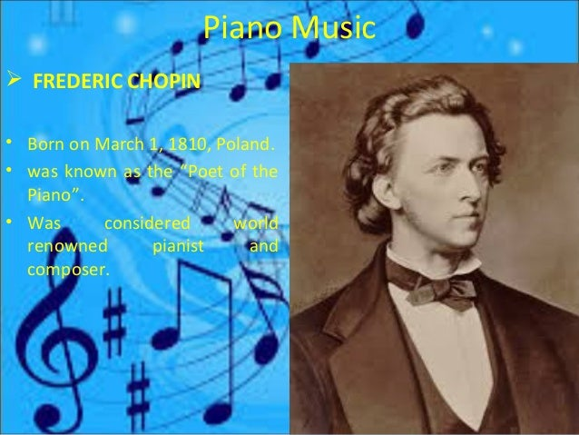 the nationalistic influence in the works of frederic chopin Chopin had a long relationship with  expressions of nationalism were more prevalent in romantic music than in works of the  folk tales have had little influence.
