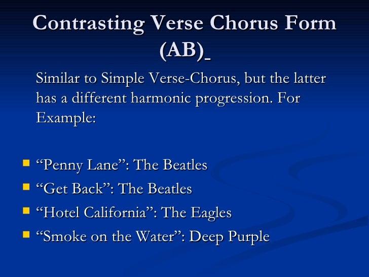 Musicology Presentation