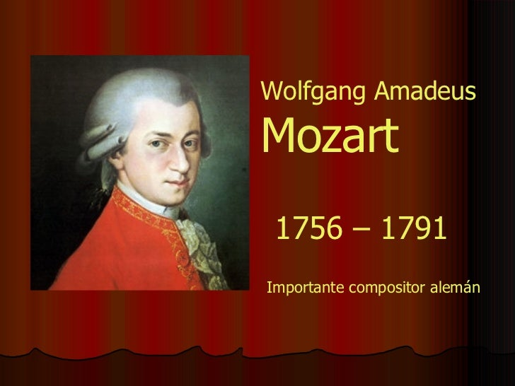 the mystery surrounding wolfgang amadeus mozarts death The unresolved mystery of mozart's skull 50 years after mozart's death the dna of the relatives was that of wolfgang's maternal grandmother and his niece.