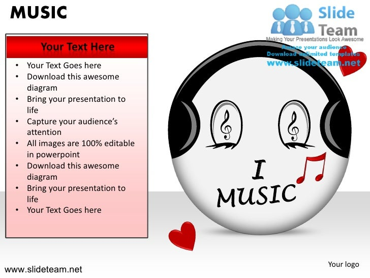 how to put music in a powerpoint presentation