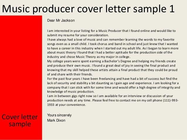 Music Producer ...
