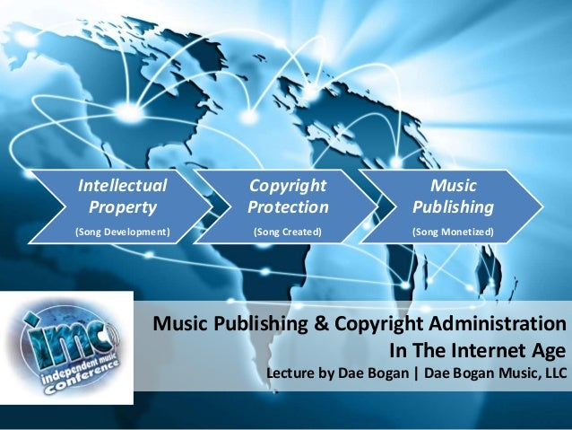 Intellectual  Property  (Song Development)  Copyright  Protection  (Song Created)  Music  Publishing  (Song Monetized)  Mu...