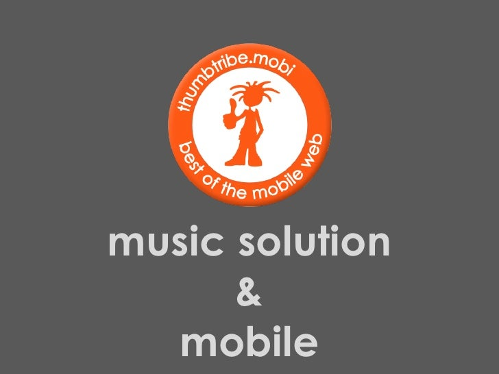 music solution & mobile