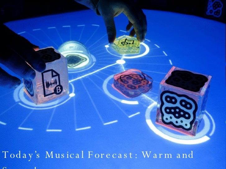 Today's Musical Forecast: Warm and Sunny!