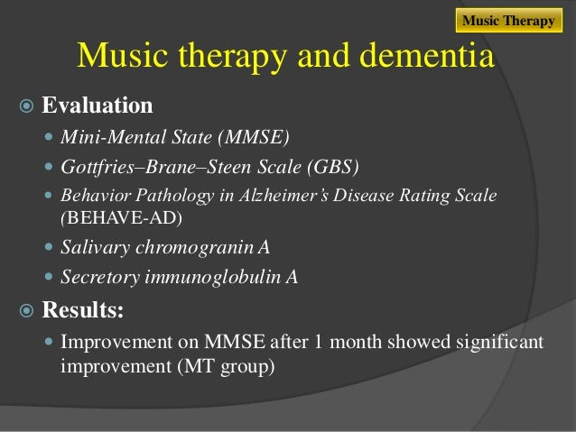 Music therapy essay titles