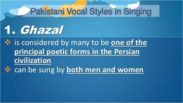 Instrumental Music of Pakistan  Punjabi music strengthens the importance of musical instruments in Pakistan.  Punjab is ...