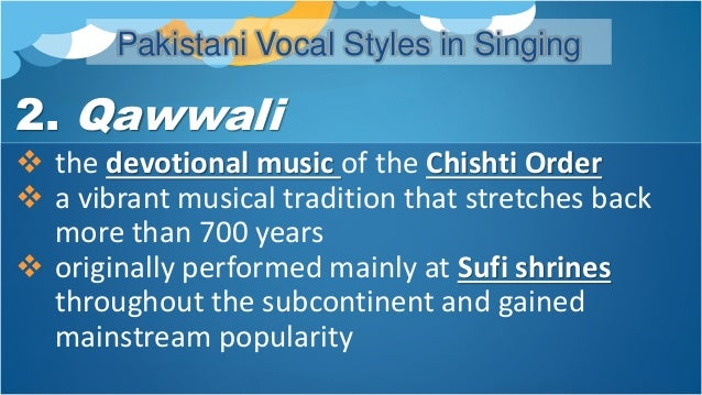 Instrumental Music of Pakistan  Bhangra, one of the most recognized forms of Punjab, is based on the drum rhythm of dhol.