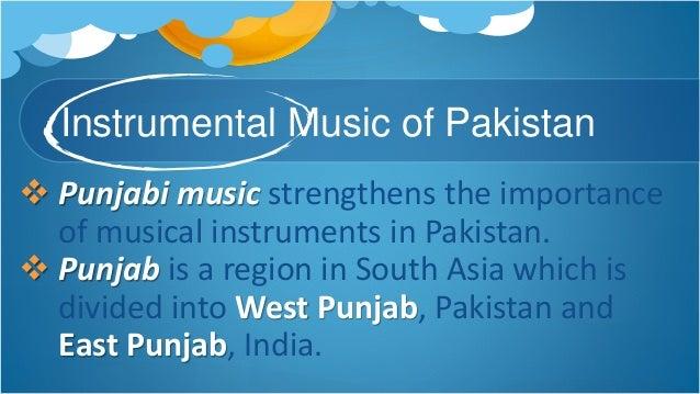 Significant Pakistani Instruments Harmonium Rubab