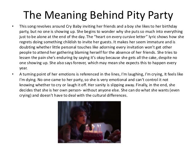 pitty meaning