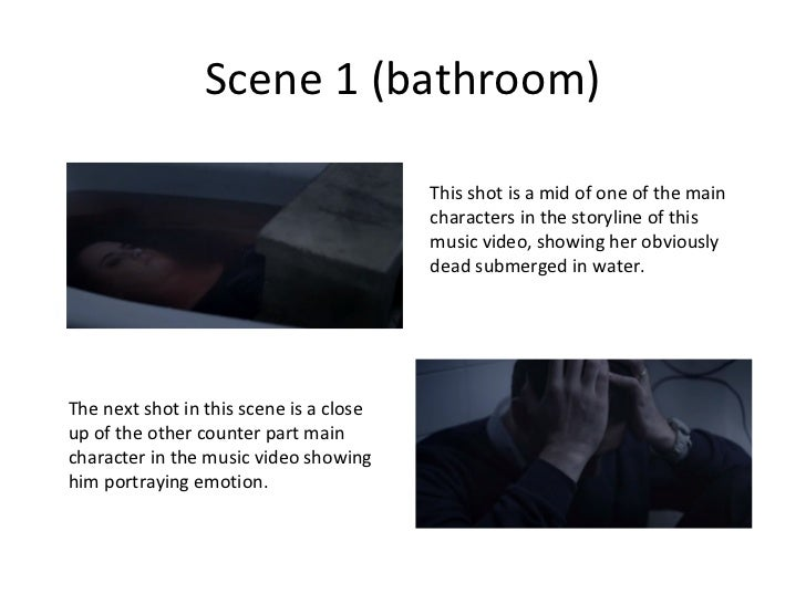 The Ring  Bathroom Scene