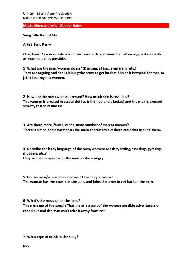 Music video analysis_worksheets_ms_word_version