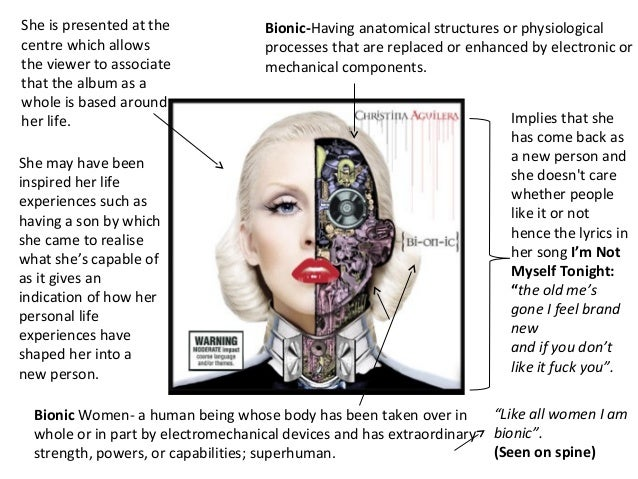 Christina Aguilera - Bionic Lyrics and Tracklist | Genius