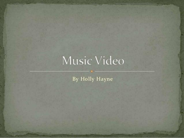 By Holly Hayne