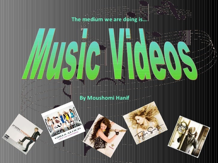 Music Videos By Moushomi Hanif  The medium we are doing is…
