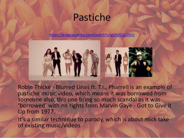 Music video Techniques