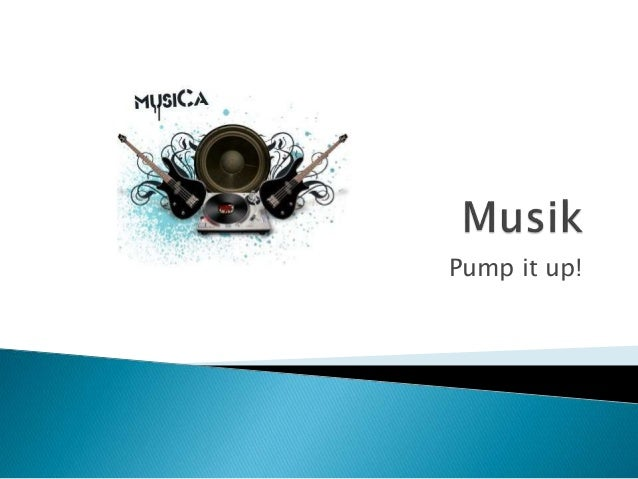 Pump it up!