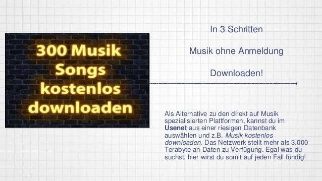 musik kostenlos runterladen legal