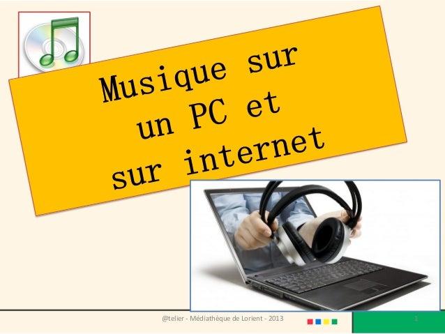 @telier - Médiathèque de Lorient - 2013   1