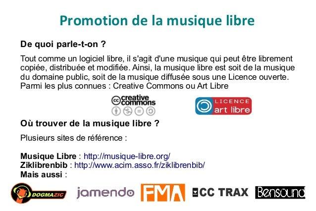 Pour aller plus loin Réseaux de professionnels de la musique en bibliothèque : ● ACIM (Association pour la Coopération des...