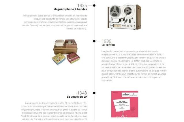 Histoire des « discothèques » ● 1972 : Création de la discothèque de Massy et des premiers outils biblio- théconomiques pe...