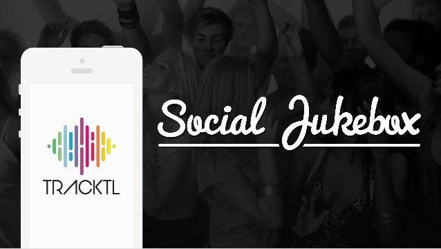 Tracktl permet aux participants de choisir les musiques diffusées sur un lieu ou un événement, directement depuis leur mob...