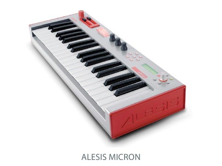 ALESIS MICRON