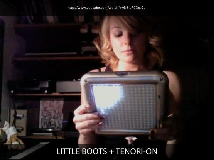 http://vimeo.com/11435470TEHN + MONOME