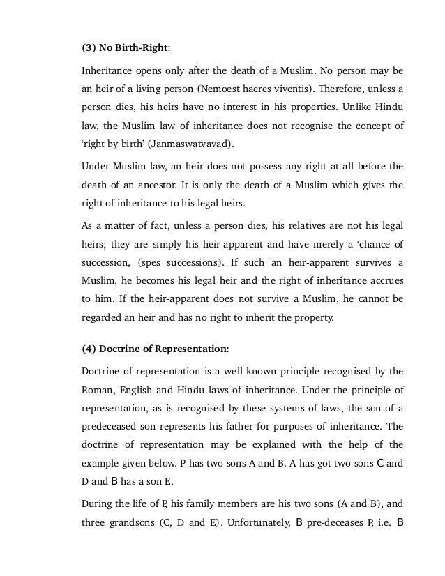 Hindu Succession Act Bare Act Pdf