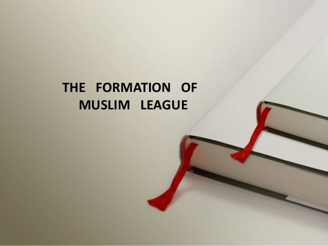 Establishment of All India Muslim League
