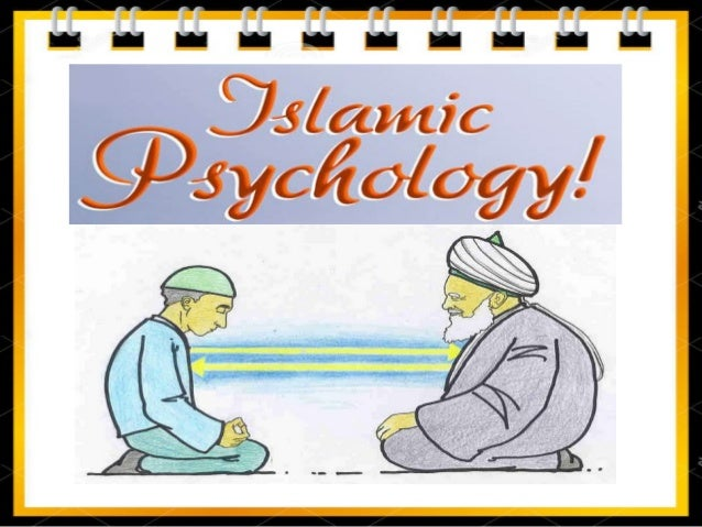 Islamic Psychology Helping others is very much encouraged in Islam and the work of therapist or counsellor is very benefic...